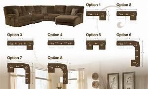 How to arrange the pivot point truffle sectional by for Sectional sofa how to arrange