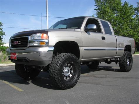 gmc sierra   informations articles