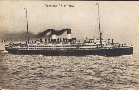 impero ottomano 1900 piroscafo re vittorio