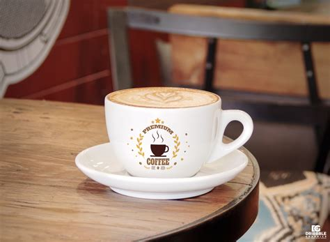 coffee cup psd mockup  designhooks