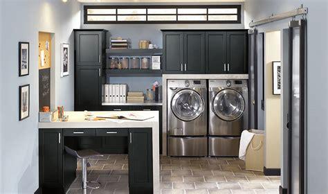 modern minimalist laundry room decor calgary