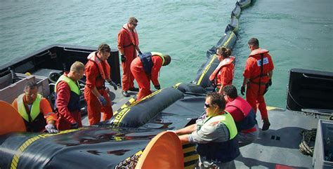 oil spill response selects dtl  deliver training