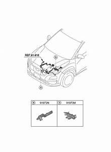 2019 Hyundai Kona Electric Control Wiring
