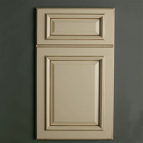 Cream Color Painting Oak Kitchen Cabinets Door And Drawer