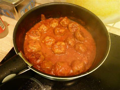 cuisine viande spaghetti and meatballs spaghetti aux boulettes de viande