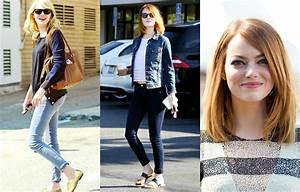 Inspirational Celebrity Hairstyles & Street Style Looks ...