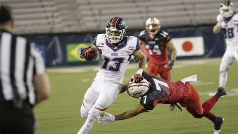 team usa demolishes japan    american football gold