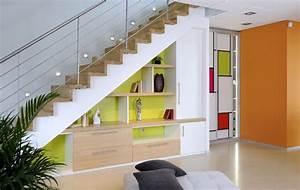 Amenager Sous Escalier : am nager un escalier chez soi galerie photos de dossier ~ Voncanada.com Idées de Décoration