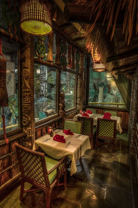Tiki Decor - mai history mystery of the iconic tiki restaurant