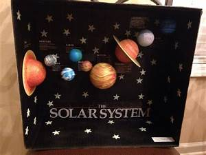 Solar System Diorama - Project with my 2nd grader | Mommy ...