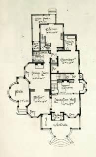 Edwardian House Floor Plan
