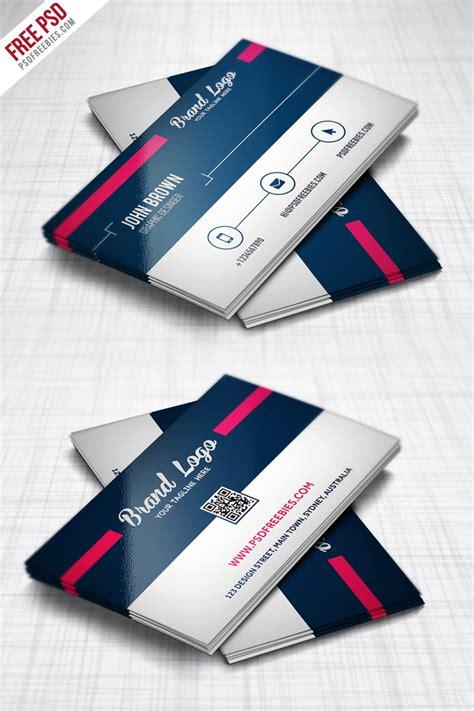 modern business card design template  psd