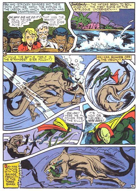 January | 2005 | Jack Kirby Comics Weblog