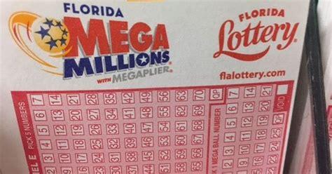 mega millions numbers drawn   jackpot