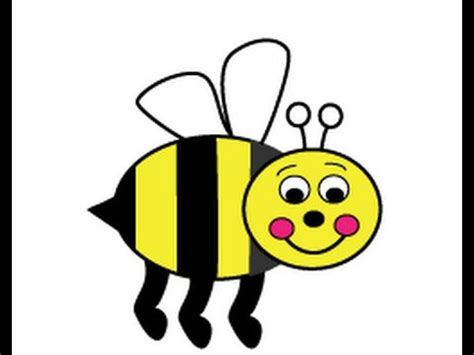 Cartoon Drawing Honey Bee Pencil Drawing Collection - honey bee drawings cliparts co