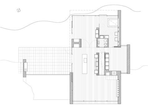 hillside house plan  contemporary  earthy modern house designs