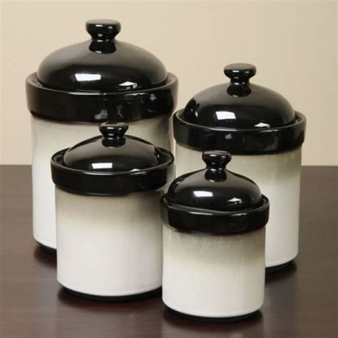 black ceramic canister sets kitchen 122 best kitchen canisters images on cooking
