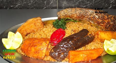 cuisine africaine recette image gallery la cuisine africaine