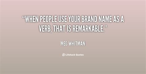 Quotes About Branding Quotesgram