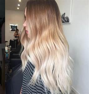 Ombré Hair Blond Foncé : best 20 blonde ombre ideas on pinterest ombre blonde hair and blonde ombre hair ~ Nature-et-papiers.com Idées de Décoration
