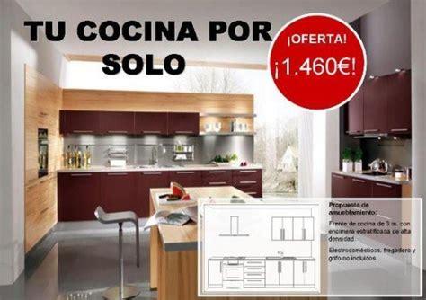 buscar cocinas baratas  espaciohogarcom