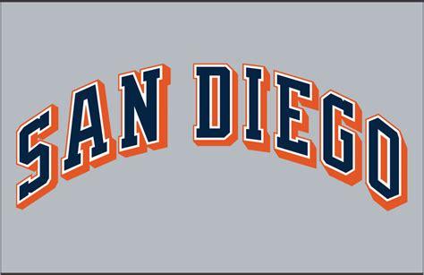 San Diego Padres 1991-2003 Jersey Logo Decals Stickers