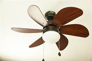 Faro ceiling fan palao brown cm quot with lighting