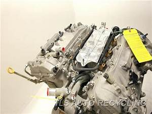 2010 Toyota Fj Cruiser Engine Assembly
