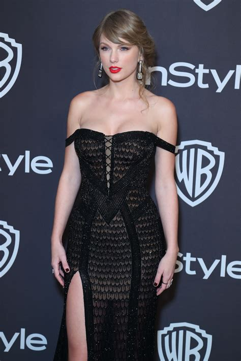 Taylor Swift at the 2019 Golden Globes: Everything We Know ...