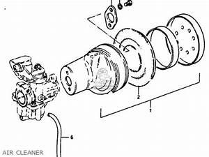 suzuki jr50 1986 g parts list partsmanual partsfiche With diagram of suzuki atv parts 1986 ltf230 starter clutch diagram