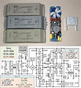Electronic Transformers Circuit Schematics 12v Halogen Lamp