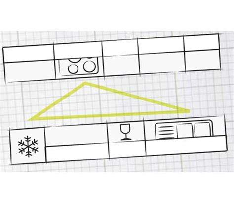 plan cuisine en parall e bien concevoir une cuisine pratique et fonctionnelle