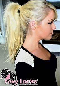 Imogen Foxy Locks  How To Put Your Hair Up  Ponytail