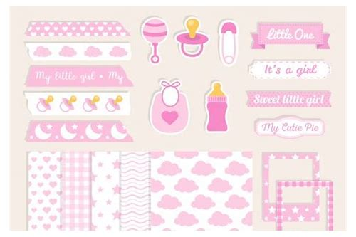 scrapbook free download baby