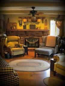 primitive living rooms home decor pinterest colors