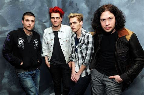 chemical romance reunion band shares mysterious video