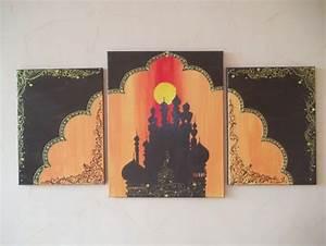 Tableau Porte Orientale : tableau home dco oriental with tableau orientale pas cher ~ Teatrodelosmanantiales.com Idées de Décoration