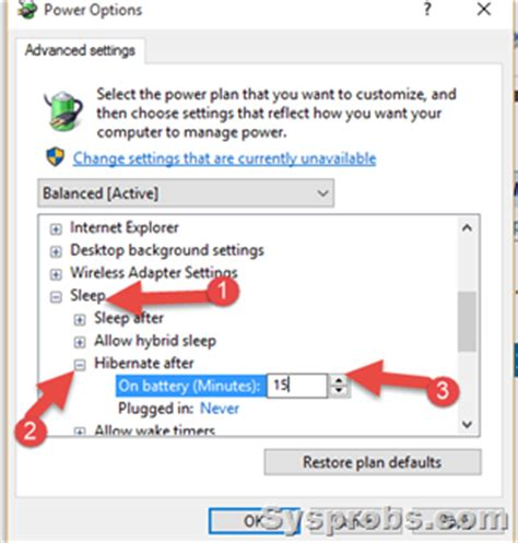 enable disable hibernate and delete hiberfil sys file on
