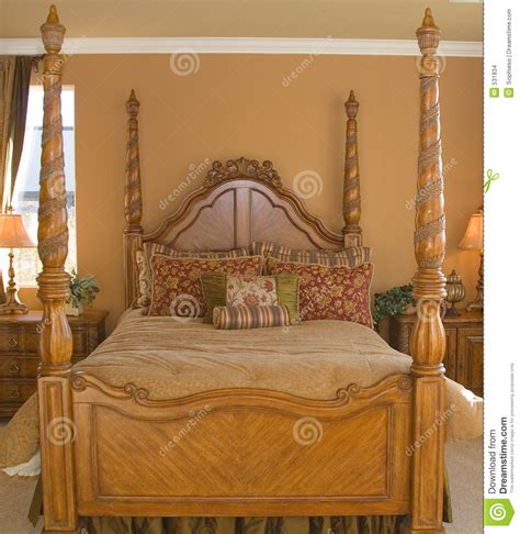 poster bed stock photo image  fashionable design