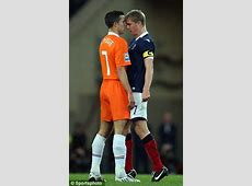 Darren Fletcher's now the mean man! Midfielder is proving