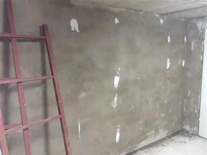 Verputzte Wand Streichen : kellerwand streichen renovierung der kellerwerkstatt ~ Frokenaadalensverden.com Haus und Dekorationen