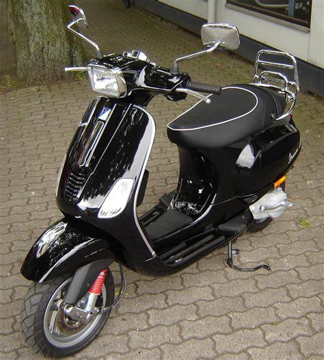 Vespa S Image by 2008 Vespa S 50 Moto Zombdrive