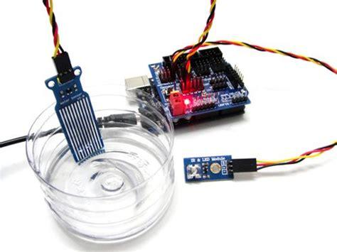 High Sensitivit Y Water Sensor Blue Version Emarteecom