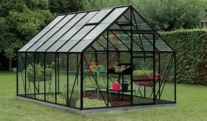 Faire Sa Serre En Polycarbonate : stunning faire une mini serre de jardin contemporary ~ Premium-room.com Idées de Décoration