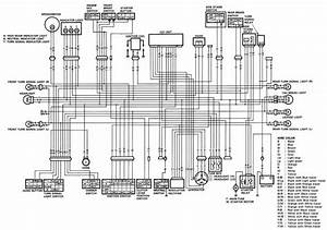 Complete Electrical Wiring Diagram Of Suzuki Dr650