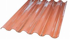 Plaque Polyuréthane Brico Depot : tole rouge pour toiture ~ Dailycaller-alerts.com Idées de Décoration