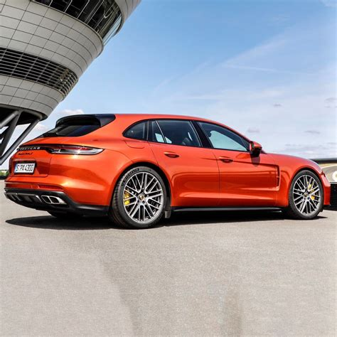 The v8 gts gets a. 2021 Porsche Panamera Updated With More Power • Hype Garage