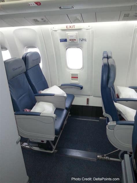 delta   economy comfort seats delta points blog review  renes points