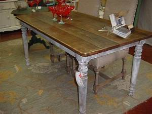 French Farmhouse Rustic Oak Furniture : Cleaning Rustic