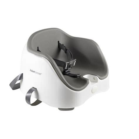 rehausseur de chaise aubert concept réhausseur de chaise booster gris de aubert concept